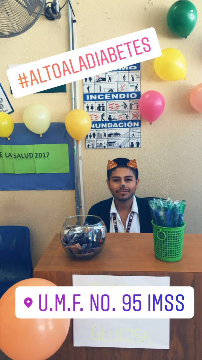 #SND2017 #Derechoa1FuturoSaludable #VidaSaludableSinDiabetes #AltoAlaDiabetes https://t.co/mAet2edgD8