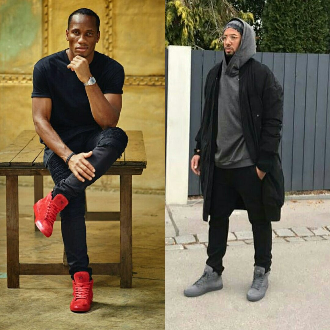 Mode : Didier Drogba se lance dans la vente de chaussure de luxe
