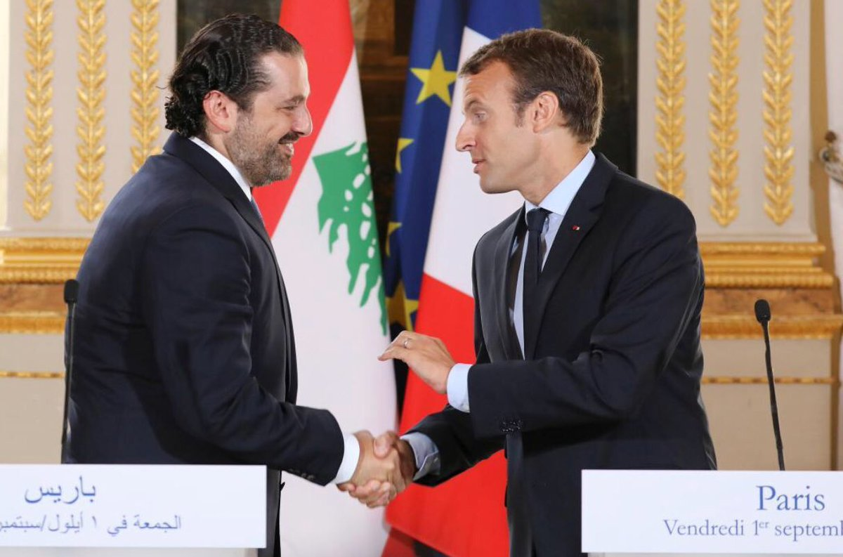 #Breaking Lebanon Hariri accepts France invite https://t.co/kMdg9xujTW