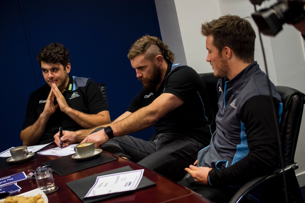 Had a few visitors to the @McCreaFS offices today. We&#39;ll have more detail on why tomorrow morning! #firsts #predictions <br>http://pic.twitter.com/LDHZ8zWIv0