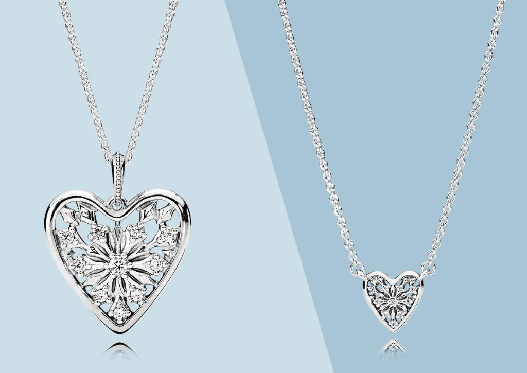 74a6d24a6 #PANDORALoves the new Heart of Winter Necklaces - but which size would you  choose? http://po.st/vJ41EX pic.twitter.com/a7opogX76m