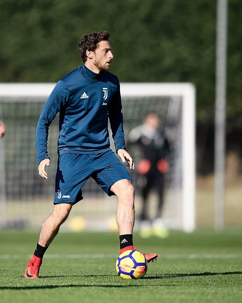Friendly match today  Ready for Sunday  #MC8 #trainingday #juventus <br>http://pic.twitter.com/ZQAumtcpJS
