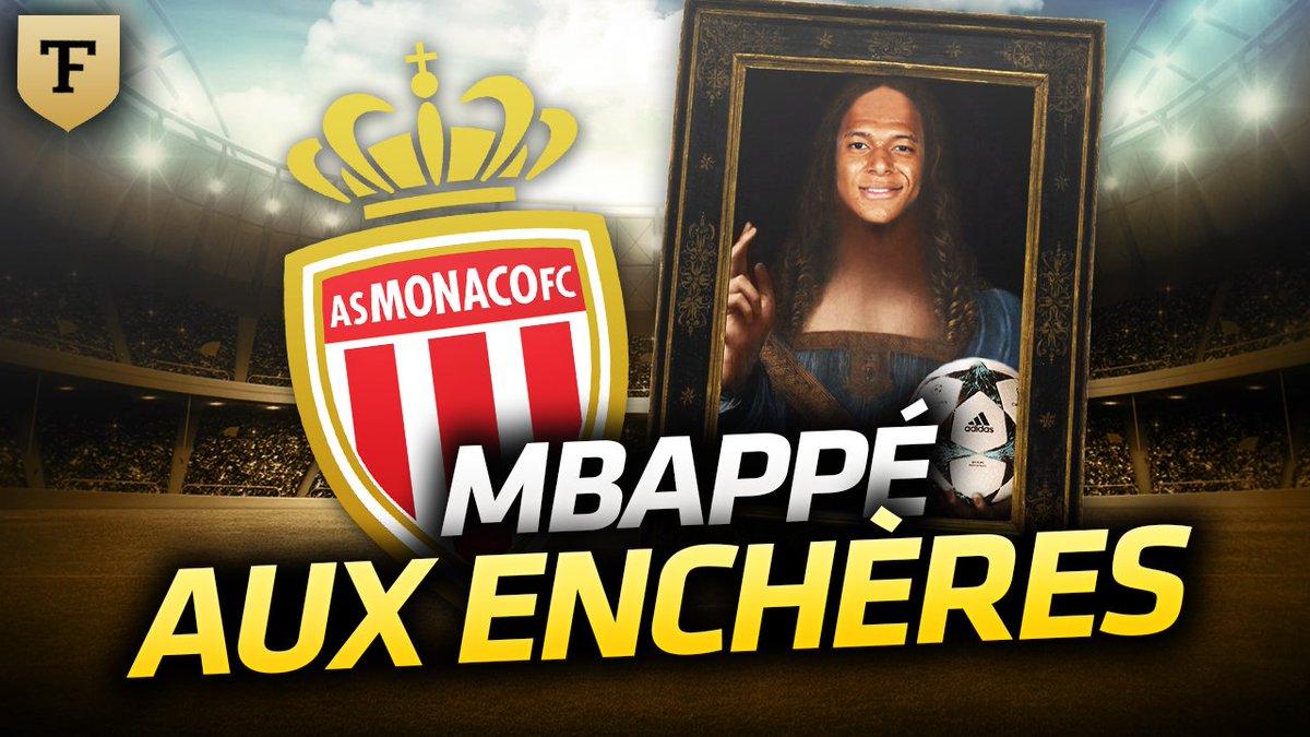Le tableau qui coûte plus cher que #Neymar ou #Mbappe ! A découvrir dans la Quotidienne ►  http:// bit.ly/2zI55H6    pic.twitter.com/IH24EIomeH
