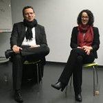 Kreismitgliederversammlung @GrueneDA mit @Angela_Dorn, die sich am Samstag als Landesvorsitzende der @gruenehessen bewirbt.