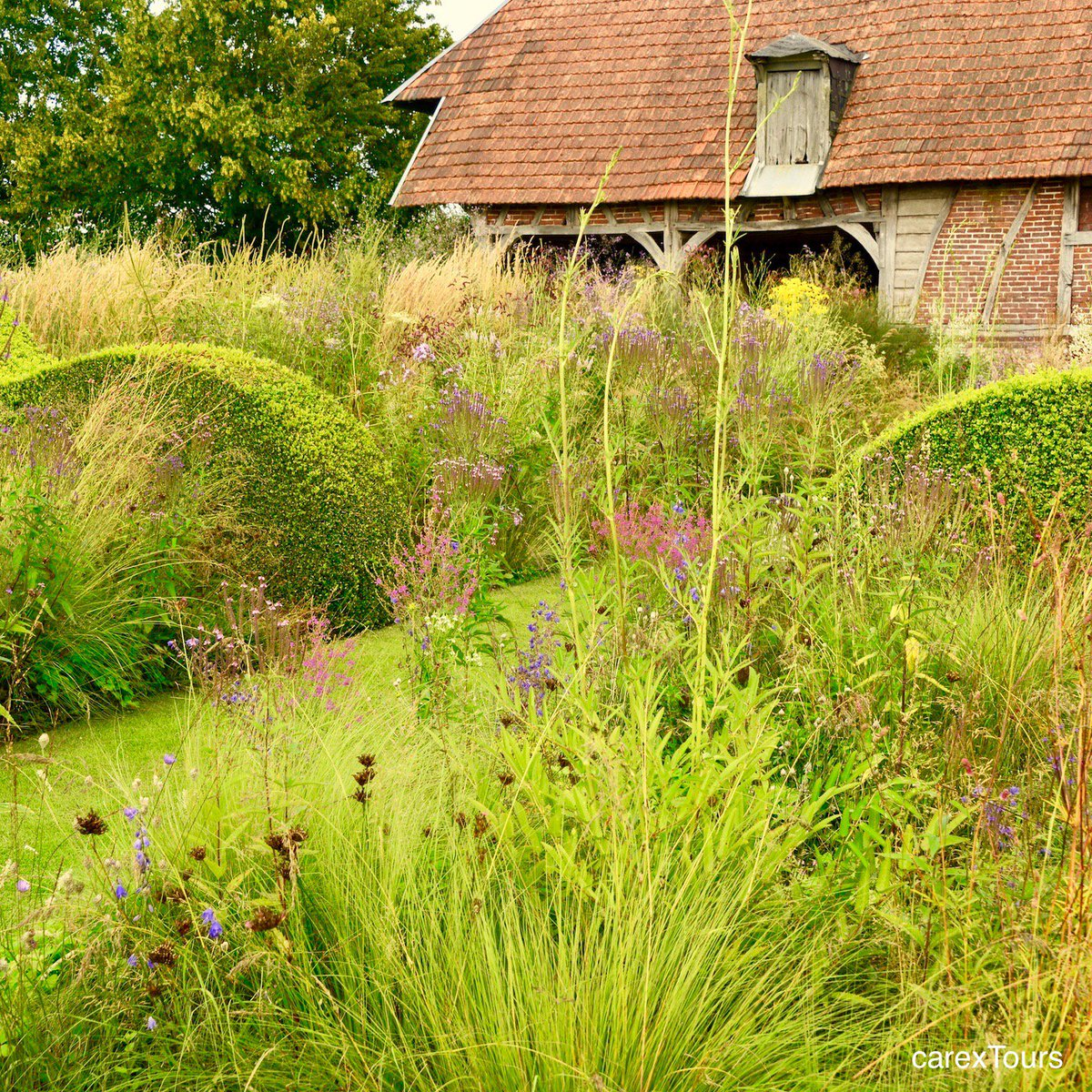 gardensofnormandy tour for garden savvy lejardinplume travelers gardendesign landscapearchitecture jardin carextours