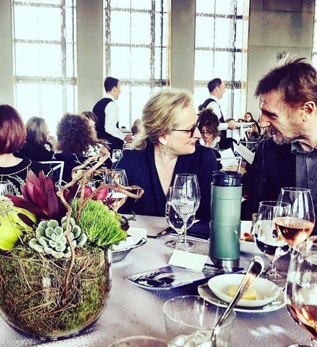 New photos #liamneeson and #merylstreep  <br>http://pic.twitter.com/eV1IgXeijZ