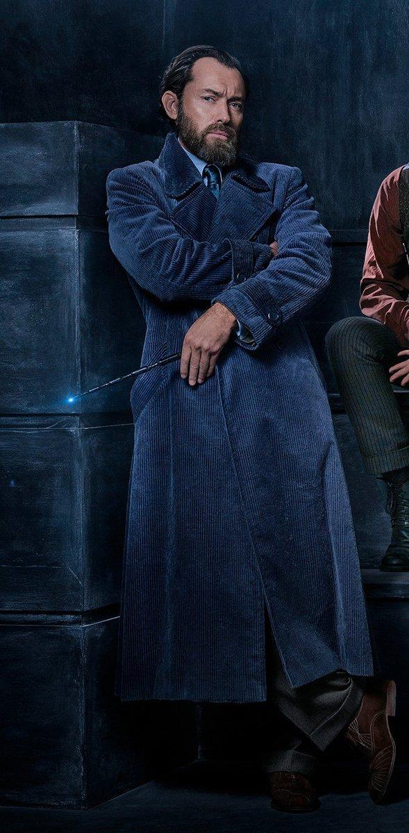 Awww ❤ El Joven Dumbledore ❤ #JudeLaw ht...