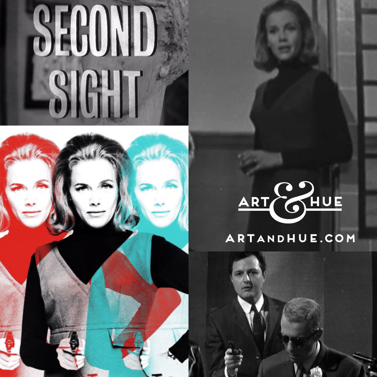 On this day in 1964 this episode of #TheAvengers premiered on UK TV   http:// artandhue.com/theavengers  &nbsp;     #honorblackman  #patrickmacnee #JohnSteed<br>http://pic.twitter.com/lEfKoZxXaa