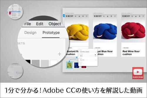 これを見ておけば脱初心者!Adobe XD, Photoshop, Illustratorでデザインの作り方の手順がよく分かる1分動画