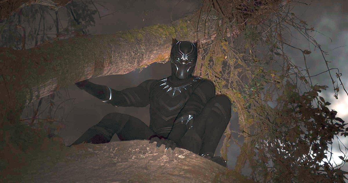 Black Panther International Trailer