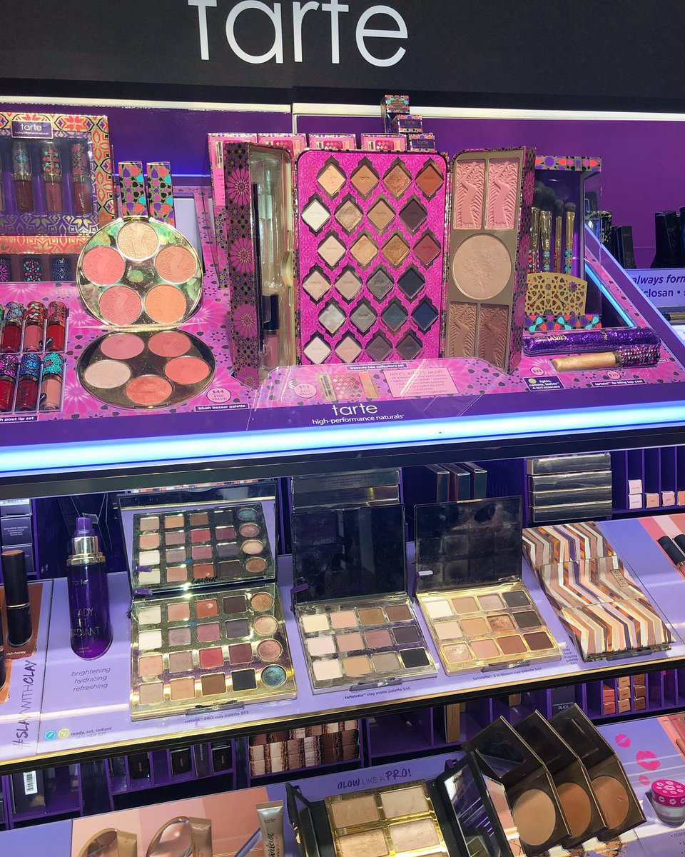 i went to @Sephora after work.. that's how you know the obsession is real!  @tartecosmetics #tarte #sephora <br>http://pic.twitter.com/E71xpdws1f
