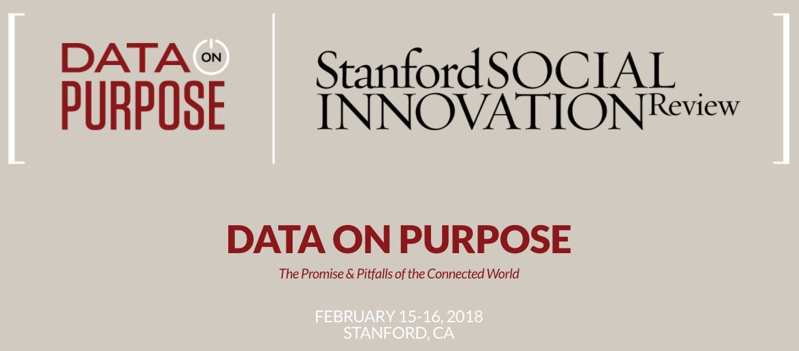 test Twitter Media - Early bird tickets are available now through December 8th for the 2018 @SSIReview Data on Purpose event! Preview the agenda and get your tickets here: https://t.co/VG2nBRIrd3 https://t.co/B52yVXV2DJ