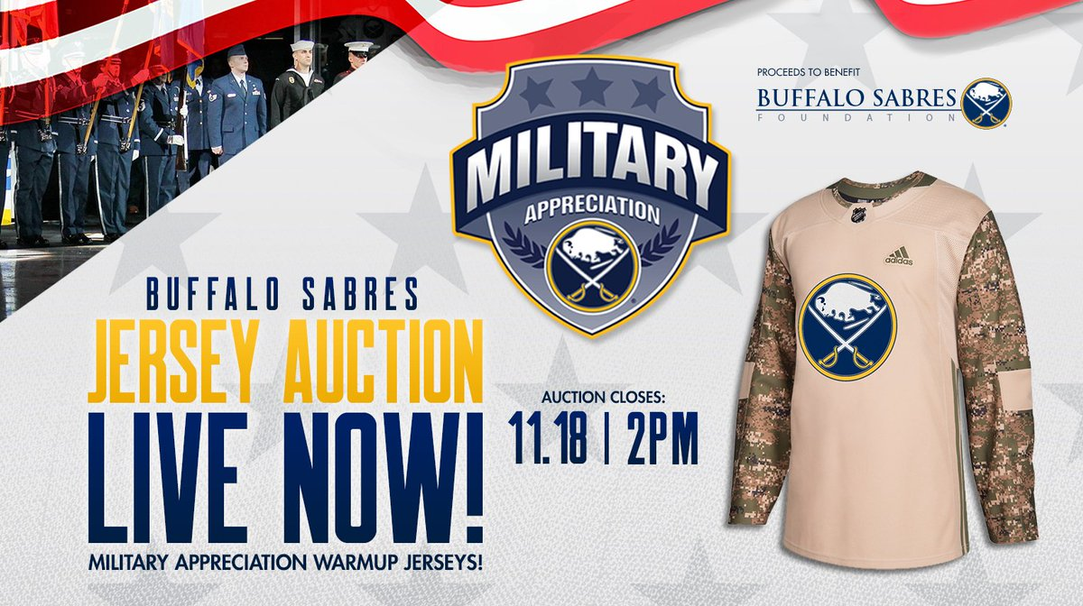 low priced fbaec fadc3 sale buffalo sabres st. patricks day jersey auction bef09 66e2f