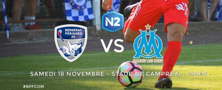 Avec 2 gros matchs samedi et dimanche, @BPFC24 et @girondins seront tous 2 opposés @OM_Officiel ! Hasard du calendrier #Ligue1 #National2 c'est toute l'Aquitaine qui va défier une des légendes du ! pic.twitter.com/PLBKpVhJXS