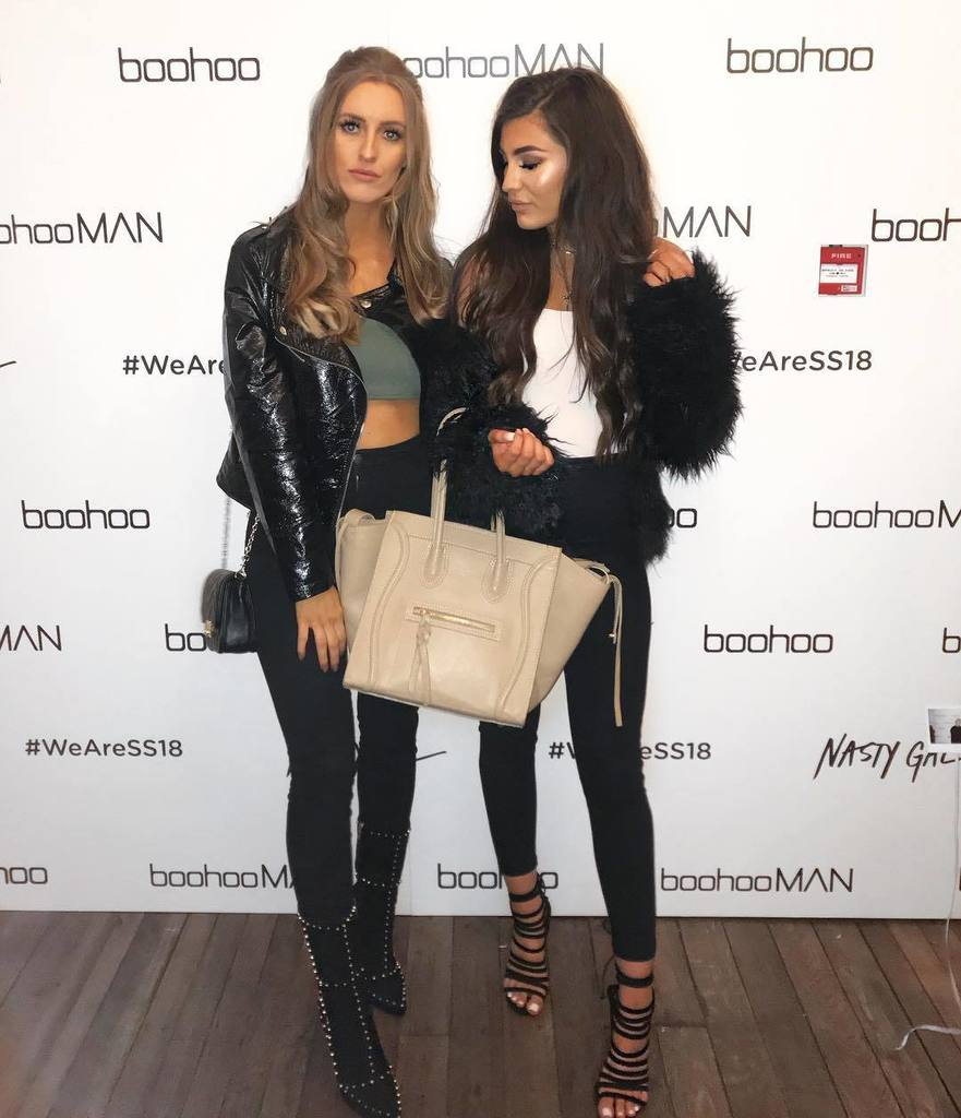 Thanks @boohoo &amp; @nastygal for having us #boohoofashion #nastygal <br>http://pic.twitter.com/Y8GPqLyYms
