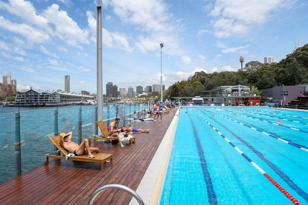 City Of Sydney On Twitter Tomorrow Enjoy A Free Swim At Andrew Boy Charlton Pool Open Day
