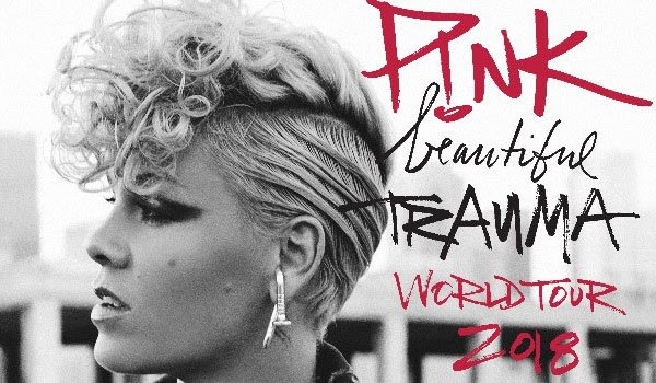 Pink concert tickets are now available for the Beautiful Trauma World Tour 2018 online View &gt;  http:// shrsl.com/n2it  &nbsp;   #Pink #PinkTickets #PinkTour #BeautifulTraumaWorldTour #Tickets<br>http://pic.twitter.com/yWInv7hJRv