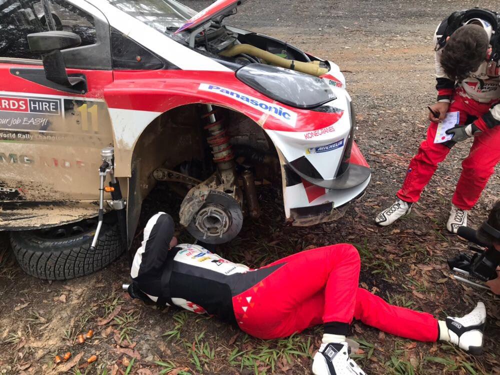 18db0ee7af6d6 WRC 2017, Round 13/13 Rally Australia (November 17/19) | Rally Paradise