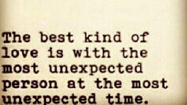 The best kind of love... #Unexpected #Love<br>http://pic.twitter.com/InXta7zSEA