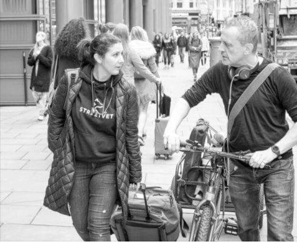 Streetvet was inspired by the bond between Gary and his dog Lola. Read about our journey here  http:// streetvet.co.uk/about-us/  &nbsp;   #vet #compassion #DoSomethingForNothing<br>http://pic.twitter.com/NQmHYVZuvL