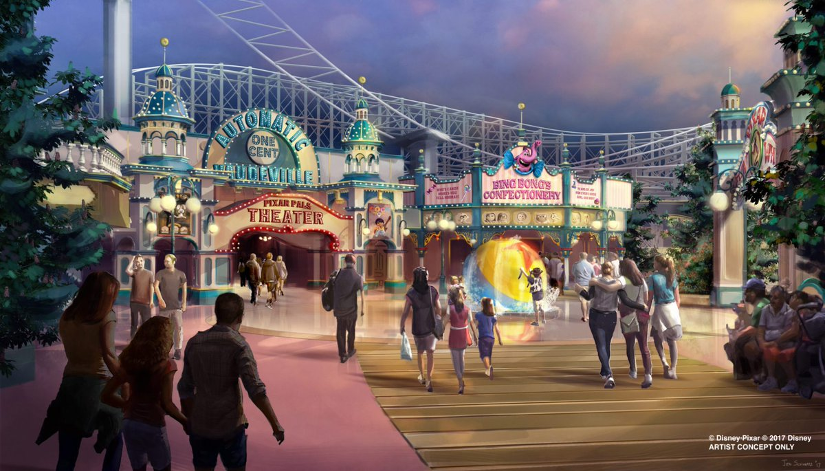 8 Magical Announcements from the Walt Disney Parks and Resorts D23 Presentation  http:// bit.ly/2gNOhqa  &nbsp;   #D23Expo #ad<br>http://pic.twitter.com/FcGWKPQpMD