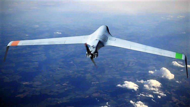 شركة  Elbit الاسرائيلية تكشف عن طائرة  Hermes 45 بدون طيار جديدة    DOyjl1bWAAIIi3S