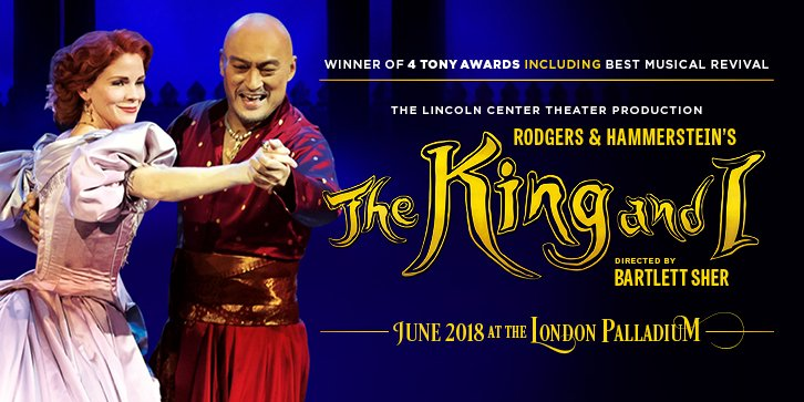 Image result for The King and I