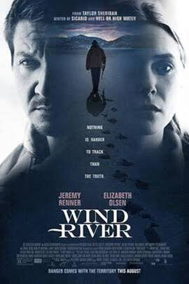 You guys gotta checkout #WindRiver it's a heavy film but one that everyone should see. Not for kids! @Renner4Real @ElizabethOlsenn @jonnybernthal amazing job guys! Wow! Bravo  the film makers have taken power back from #Harvey &amp; their work shouldn't be judged for his filth! <br>http://pic.twitter.com/yWoQX4yBdu