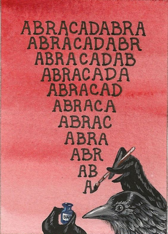 Abra-abra-cadabra I want to reach out and grab ya #Abracadabra -Margaryta Yermolayeva- <br>http://pic.twitter.com/iMHdPf6vew