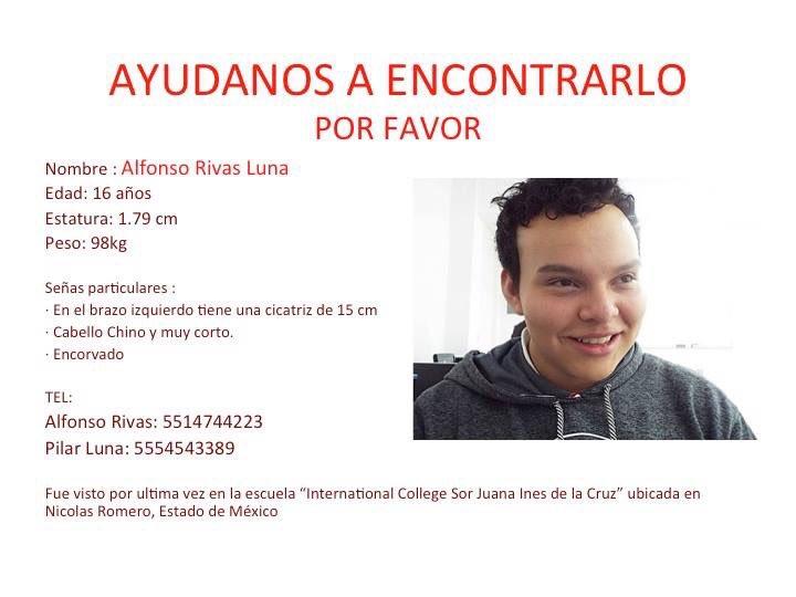 PLEASE COMPARTAN #SeBusca <br>http://pic.twitter.com/0A3atLAZOa