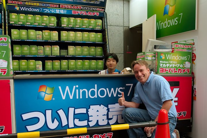 Photo of the day  #Linux #Microsoft<br>http://pic.twitter.com/dbLHalXCdY