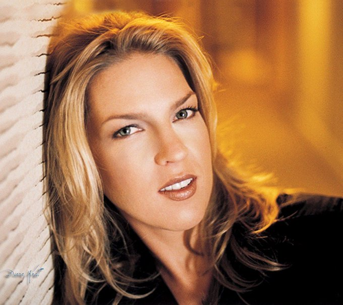 Happy 53rd Birthday Diana Krall! You brought back a ton of jazz...