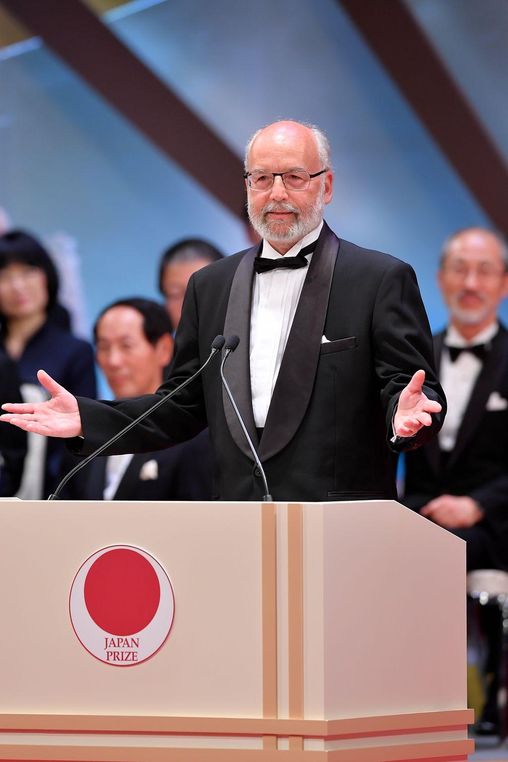 "Japan Prize on Twitter: ""今年..."