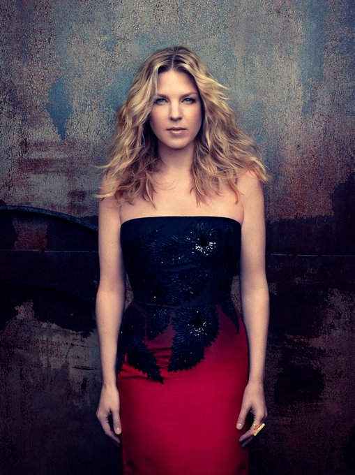 Happy Birthday to Miss Diana Krall, Jazz Musician supreme!