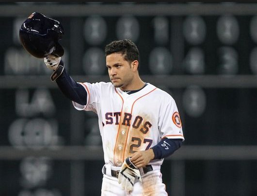 Tried out for Astros.   Asked not to come back.  Came back.   'Are you sure? I just want to get a chance,' he said.  They signed him for $15K.  Played 7 years in MLB.  Won World Series.  Named League MVP.  Jose Altuve.   A case study in grit.