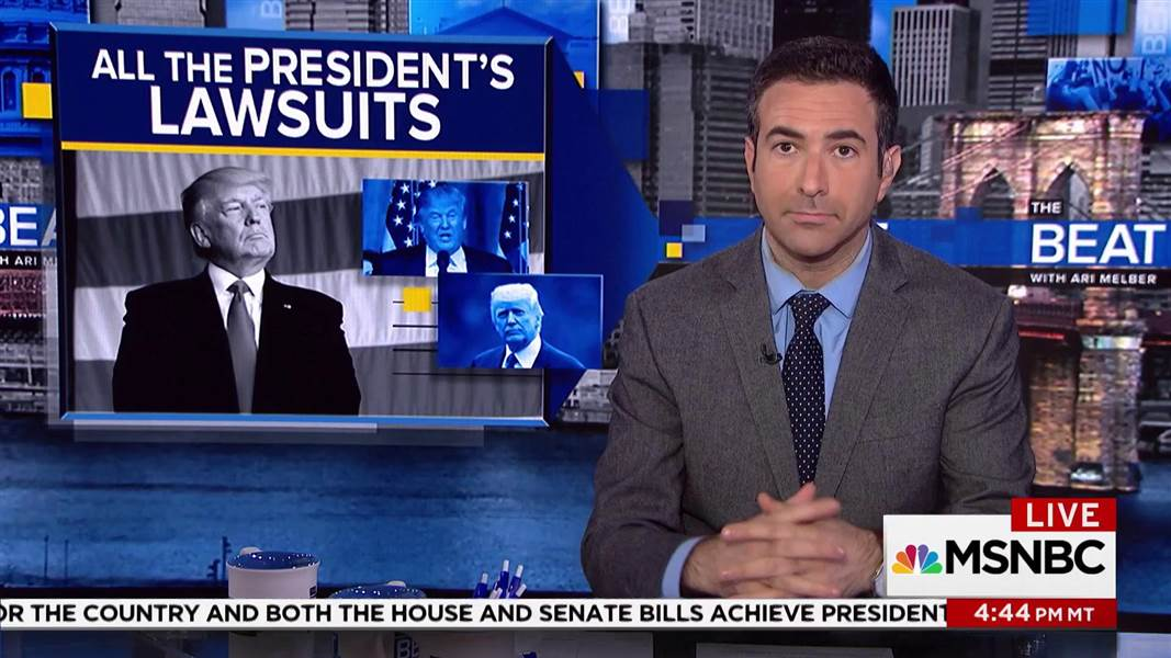 Explosive Report: Trump is using the Department of Justice for personal lawsuits and taxpayers are footing the bill https://t.co/AwonkC8AzU