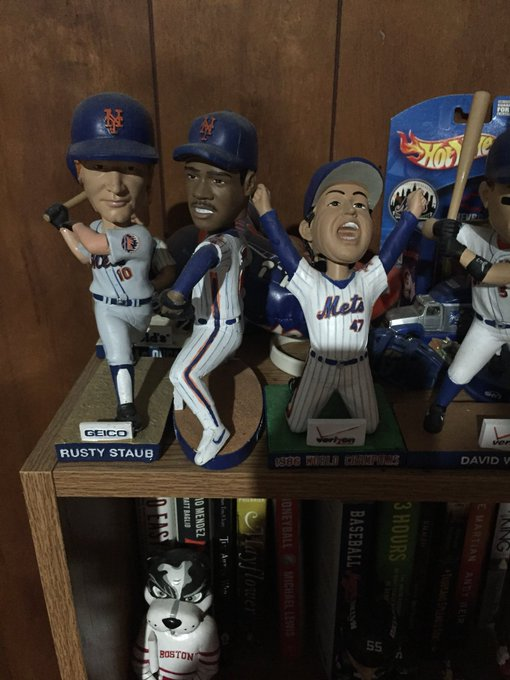 Happy birthday to Dwight Gooden, who owns a special place in my bobblehead collection