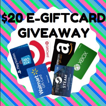 ENDS TUESDAY! Enter our #giveaway to win $20 to #Amazon #Target #Walmart  #Steam #PlayStation or #XBOX! RT &amp; FOLLOW to enter #giveaways #Competition #win #freebies #FreeMoney #giving #GiveawayAlert #ThursdayThoughts #TENvsPIT #ThirstyThursday #WeirdThanksgivingTraditions <br>http://pic.twitter.com/MxyaHllQtY