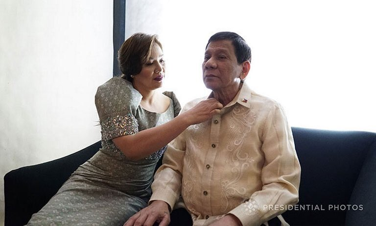 This photo has a perfect touched to me personally...  Madam #FirstLady I just want to extend how grateful I am for seeing you candidly for taking care The Philippines&#39; President.  Long live both of you.  <br>http://pic.twitter.com/5Nc4lxk4rU