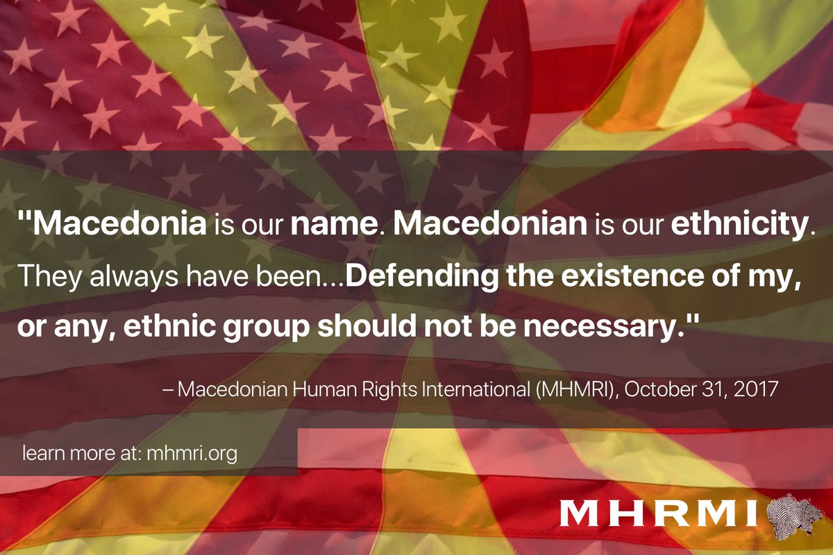 #Macedonia and #Macedonians need ONE thing to stop the disintegration of our country. DEFENCE of our most basic of #humanrights- our right to exist. #RepublicanParty #DemocraticParty #StateDepartment #EU #NATO #cdnpoli #uspoli #cnn #foxnews #breitbart #cbc #sdsm #vmro #Macedonian<br>http://pic.twitter.com/zf0Yg7u0uo