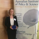 Congratulations to Dr Catherine Granger, winner of this year's prestigious Victorian Tall Poppy Award! Catherine's research looks at physical activity in people with lung cancer.