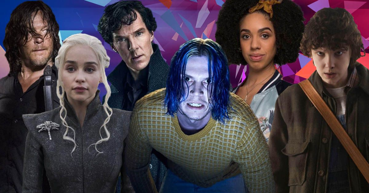 The DS Reader Awards 2017 nominees for Best TV Character are:  Sherlock (@Sherlock221B), Bill (@bbcdoctorwho), Paul Stamets (@startrekcbs), Kai (@AHSFX), Daenerys (@GameOfThrones), Eleven (@Stranger_Things), Daryl Dixon (@wwwbigbaldhead) and more...  https://t.co/C6GXhOaTRu