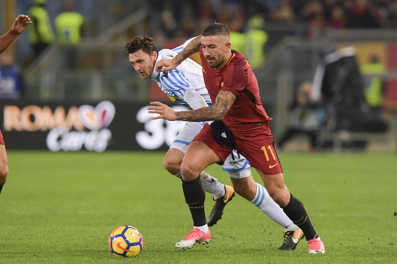 AS Roma 3-1 SPAL 2013 Highlights
