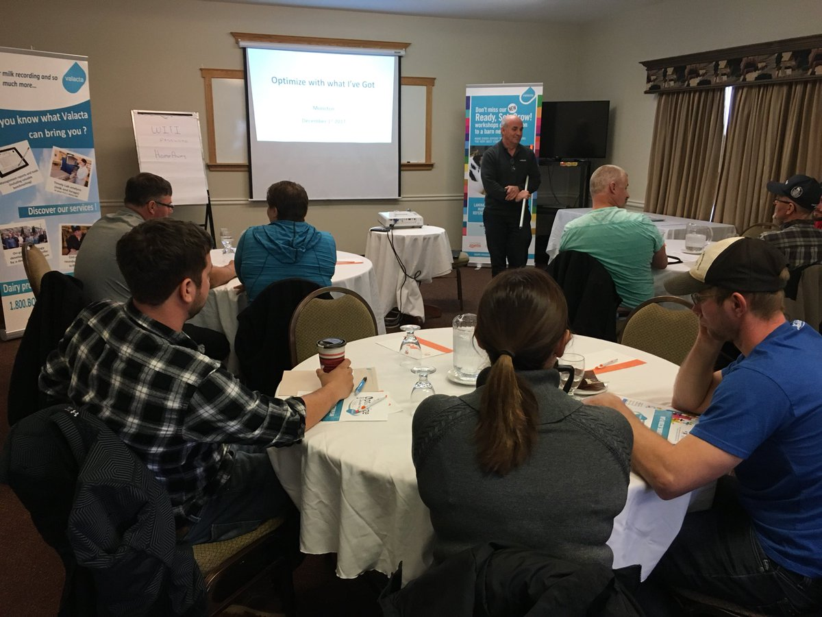C U in #PEI on the 11th, wrapping up in Nackawic, NB on the 13th. Still  space available. Contact me or your tech to register!