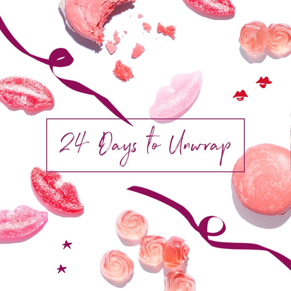 Today we're kicking off #24DaysToUnwrap & to celebrate, we're giving you the chance to win a set from our holiday collection! RETWEET to enter! Must be following  to @JulepMavenwin. The winner will be announced on Dec 4. Giveaway open to U.S. residents only. You must be 13+.