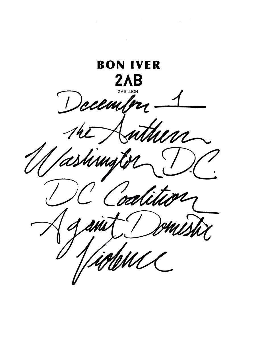 Bon iver the anthem