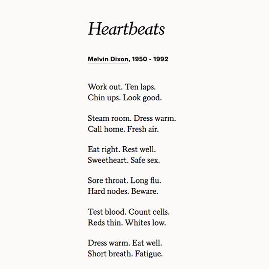 short sweetheart poems