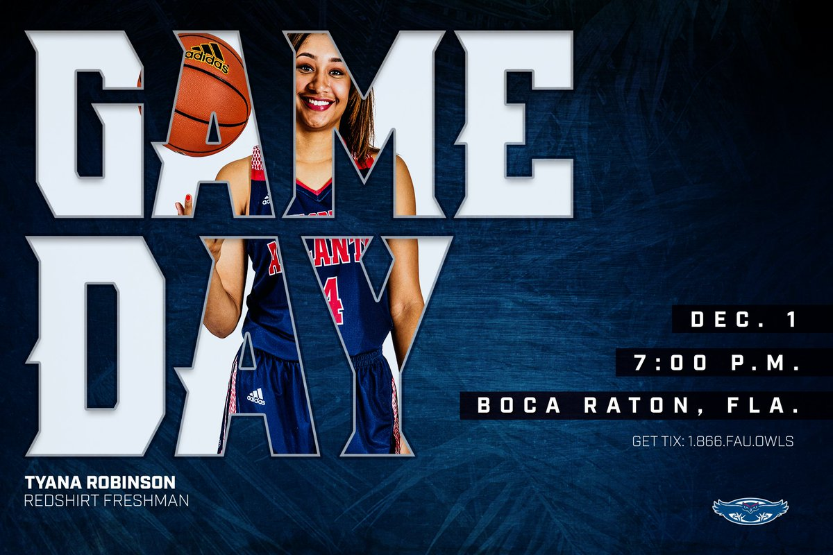 Fau Women S Basketball On Twitter First Gameday Of The