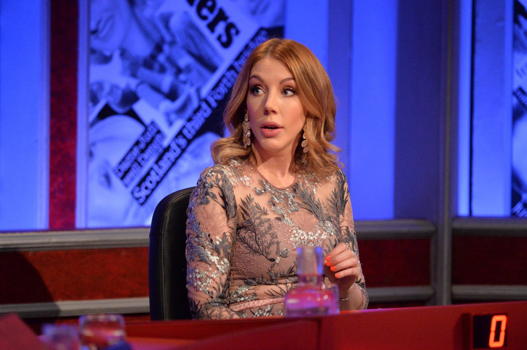 RT @Kathbum: What a week!  I'm hosting Have I Got Bad News for You tonight at 9pm@on @BBCOne https://t.co/HCRzYJn5Pg