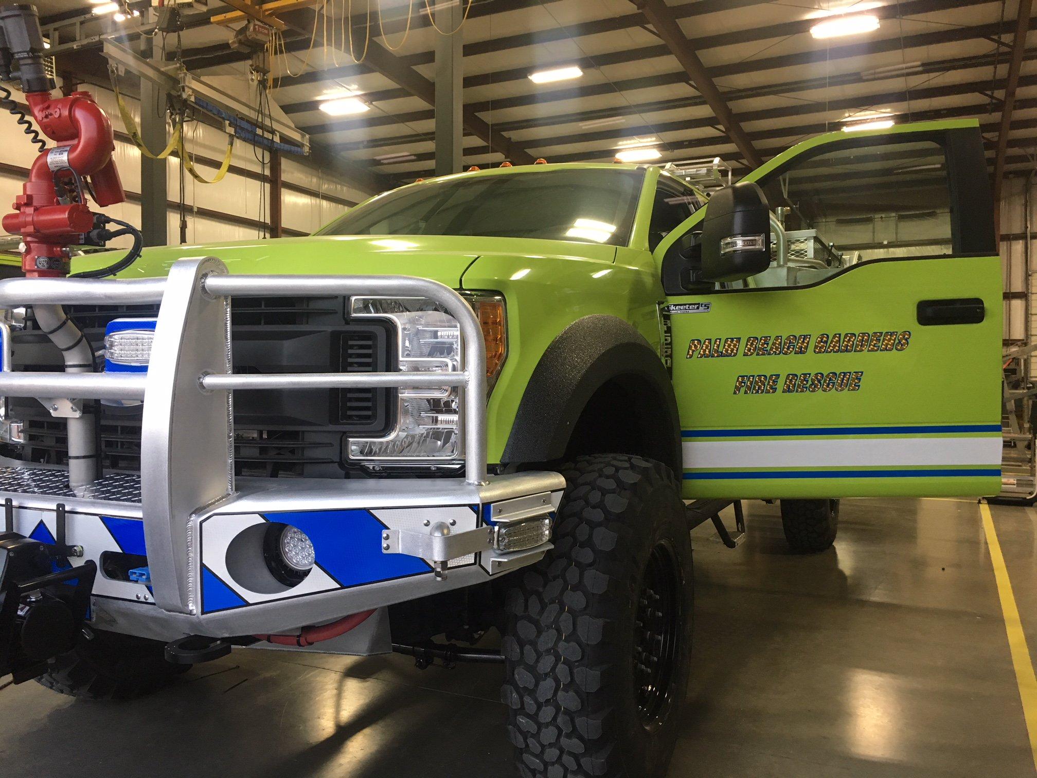 Skeeter Brush Trucks on Twitter: \